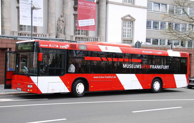 Museumsuferlinie 46, © Kulturdezernat/ Frauke Breuer