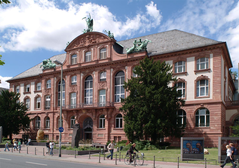 Haus Senckenberg, Senckenberg Forschungsinstitut und Naturmuseum