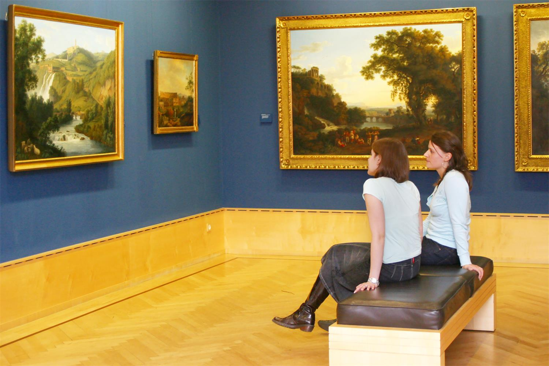 Goethe-Museum - Raum 8 © Katharina Kott