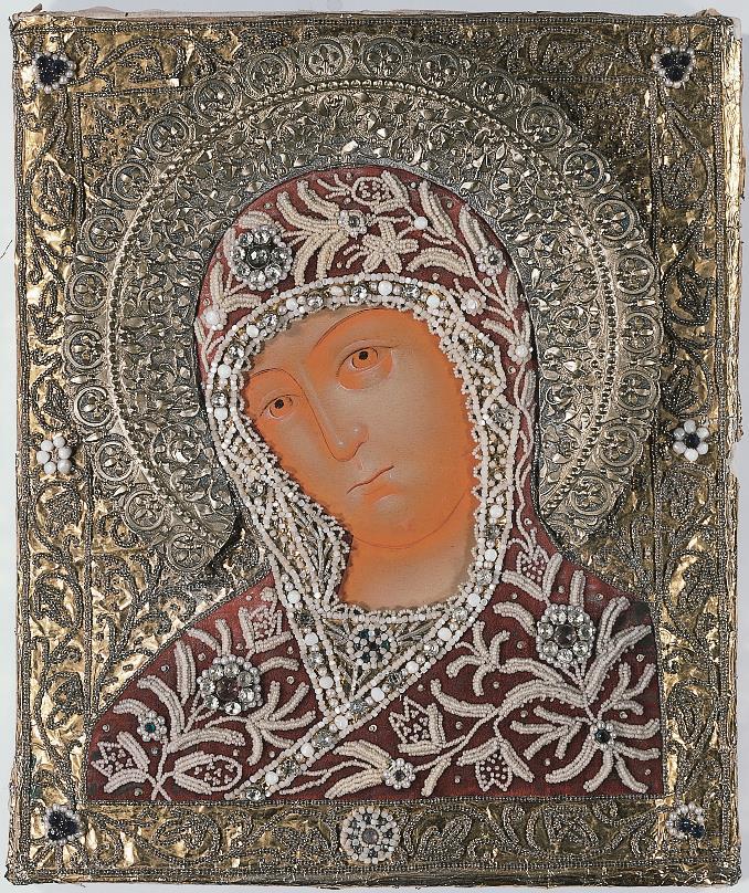 Gottesmutter, © Ikonen-Museum