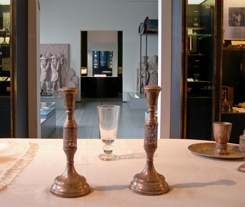 Jüdisches Museum - Durchblick