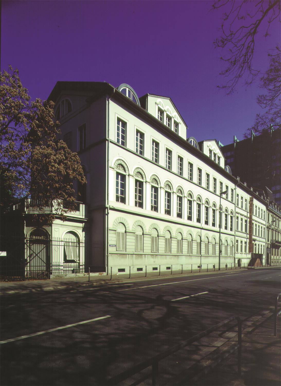 Jüdisches Museum - Fassade