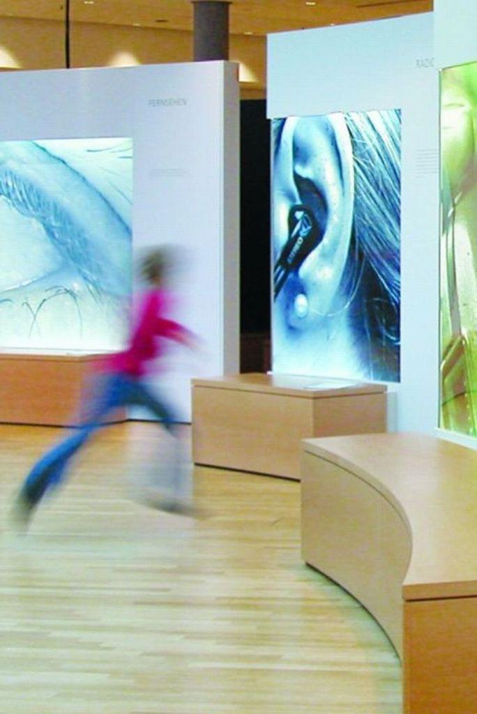 Dauerausstellung - Museum für Kommunikation Frankfurt
