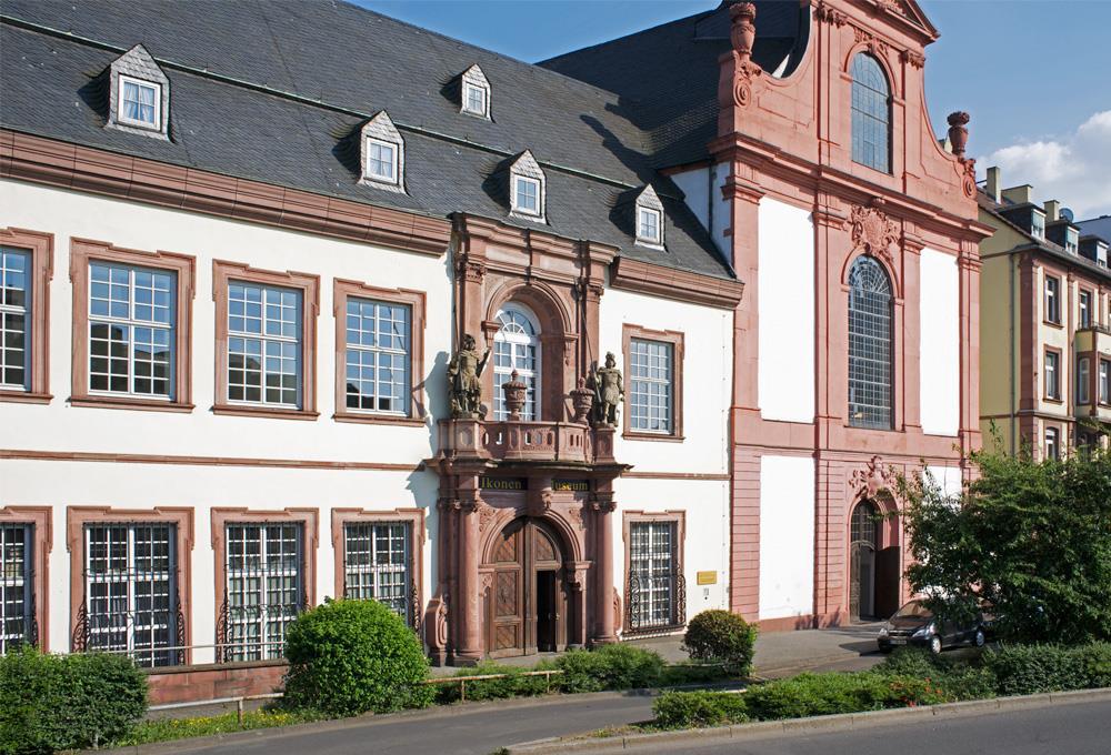 Deutschherrenbund, Sitz des Kulturamtes und des Ikonenmuseums, Foto: COMMON WORKS/Uwe Schramm