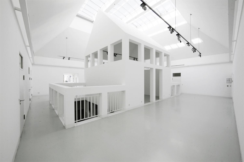 Deutsches Architekturmuseum - Haus im Haus - bearbeitet