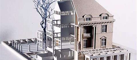Kulturportal frankfurt f rdervereine museen und institute for Frankfurt architekturmuseum