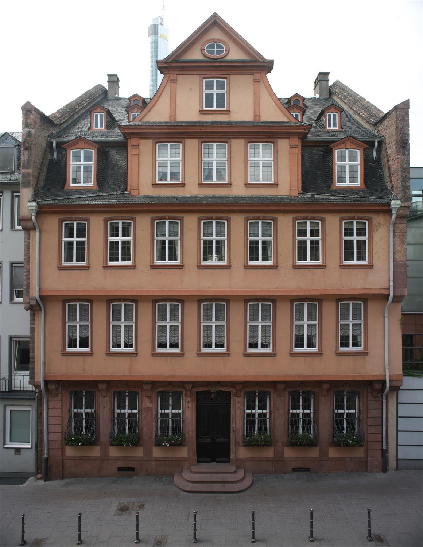 Goethehaus © Uwe Dettmar
