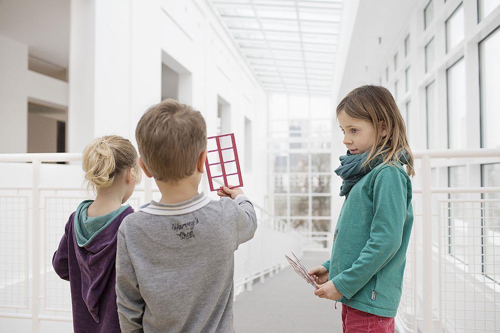 GestalterKids © Museum Angewandte Kunst, Foto: Anja Jahn