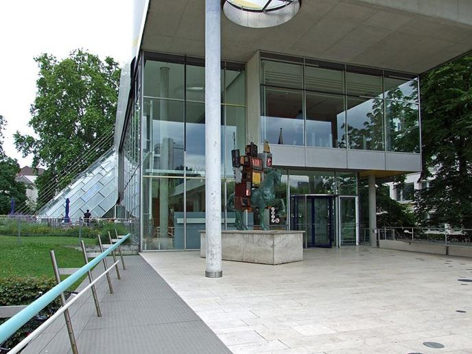 Museum für Kommunikation Farnkfurt