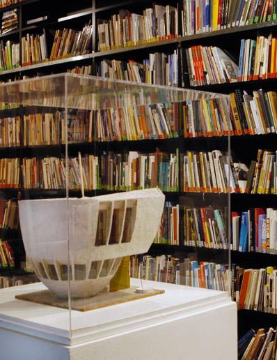 DAM Bibliothek, Deutsches Architekturmuseum