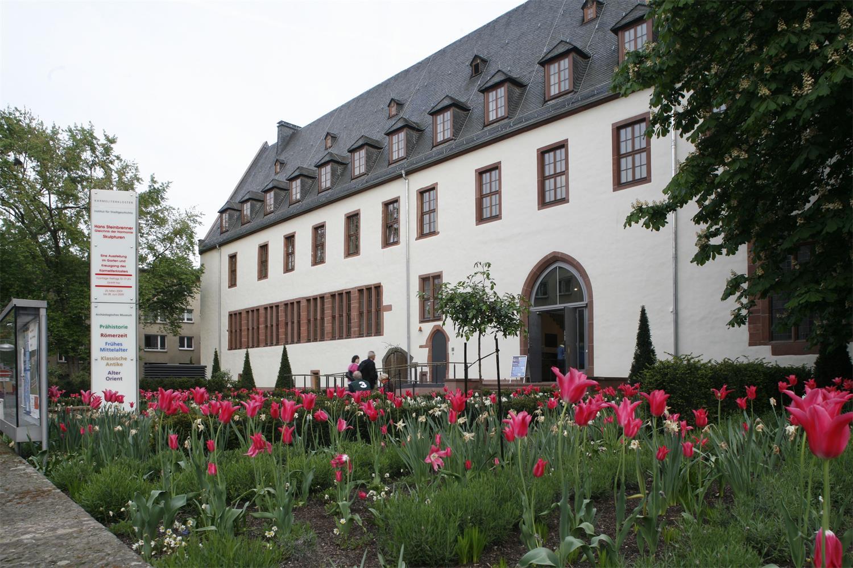 Karmeliter Kloster, © Institut für Stadtgeschichte, Foto: Uwe Dettmar