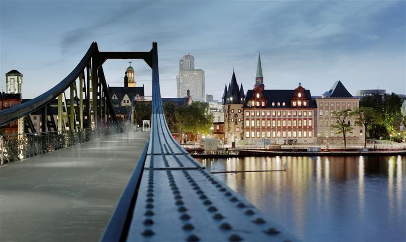 Das sanierte historische museum frankfurt 2012 © hmf, Foto: J. Baumann